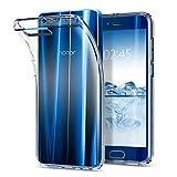 Cover Honor 9, Spigen [Clear Ultra Sottile Silicone Gel] Liquid Crystal **Estremamente Sottile & Puro Trasparente** Premium TPU silicone case - Custodia Cover Huawei Honor 9, Custodia Huawei Honor 9, Huawei Honor 9 Cover - (L17CS21993)