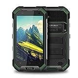 Smartphone Antiurto,Blackview BV6000S Cellulari Offerte Resistente/Antiurto/IP68 Impermeabile,2GB RAM+16GB ROM e Fotocamera 8MP + 2MP, e Batteria 4500mAh, Dual SIM 4G,NFC,GLONASS-Verde