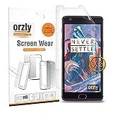 Orzly - Pacchetto di 5 pellicole per la protezione del Display di OnePlus 3 - Trasparente [ 5x pellicole per display OnePlus 3 ]