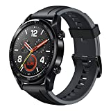 Huawei Watch GT Active Smartwatch, Display Touch 1.39' AMOLED, Fitness Tracker con GPS, Rilevazione Battito Cardiaco, Resistente all'Acqua 5 ATM, Nero