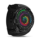 Zeblaze Thor Pro Smart Watch 1.53 Orologio da polso Bluetooth Heart Rate da polso SmartWatch Android 5.1 da 1 GB di RAM + 16GB ROM 3G GPS Orologio da polso WiFi Camera Monitor Smart Watch
