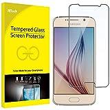 JETech Pellicole Protettive per Samsung Galaxy S6 in Vetro Temperato