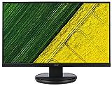 Acer K202HQLB Monitor 19.5 Pollici, LED, VGA, Risoluzione 1600 x 900, Luminosità 200 cd/m2, Nero