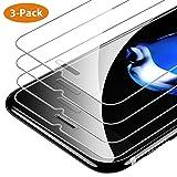 Pellicola Vetro Temperato iPhone 8 Plus / iPhone 7 Plus - Syncwire 3-Pezzi HD 9H Durezza, Vetro Temprato Protettiva per 5.5' Apple iPhone 8 Plus / iPhone 7 Plus [Antirottura, Senza Bolle, 3D-Touch, Custodia Friendly, Facile Installazione]