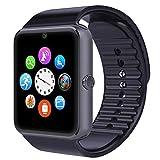 Willful Smartwatch Android iOS Smart Watch Telefono Touch con SIM Slot Notifiche per iPhone Samsung Hawei Xiaomi Orologio Braccialetto Fitness Activity Tracker Donna Uomo Bambini Contapassi Calorie