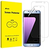 JETech Pellicola Protettiva Samsung Galaxy S7 Edge (Non per S7), Film Ultra HD TPU, Confezione da 2