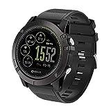 Zeblaze Vibe 3 HR Round Smart Watch Nuovo Dynamic UI Monitor Della Frequenza Cardiaca Motion Track Compatibile Con Android 4.4 / IOS 8.0 E Versioni Successive
