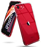 Ringke [Fusion Custodia per iPhone SE (2020), iPhone 8, iPhone 7 Progettato Cover Protezione per Custodia, Protettiva Custodia per iPhone SE (2020), iPhone 8, iPhone 7 - Clear