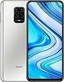 Xiaomi Redmi Note 9 Pro Smartphone - 6.67' Dotdisplay 6Gb 128Gb 64Mp Ai Quad Camera 5020Mah (Typ) Nfc Glacier White [Versione Globale]