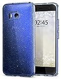 Spigen Liquid Crystal Glitter Custodia per Cellulare 14 cm (5.5') Cover Trasparente