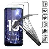 ANEWSIR [2 Pack Pellicole Protettiva per Huawei Honor 10, Vetro Temperato Proteggi Schermo per Huawei Honor 10[0,25mm, 2,5D] [Durezza 9H] [HD Clear]