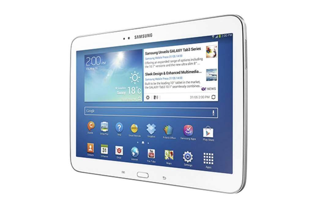 Samsung Galaxy Tab 3: svelati i modelli da 8 e 10.1 pollici!