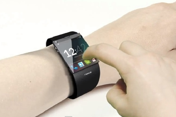 Google-Smart-Watch