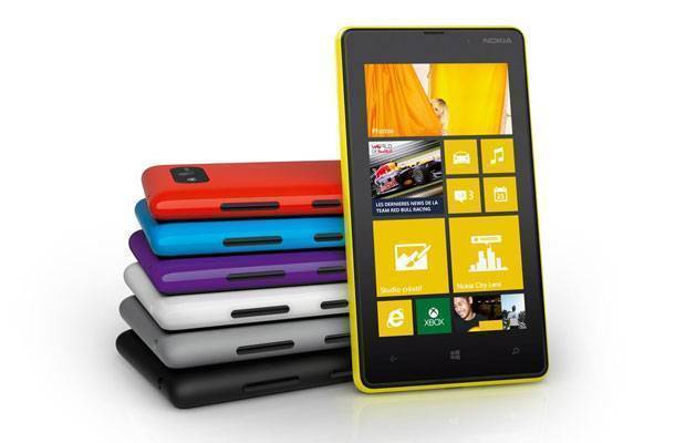 Nokia detiene l'80% del market share di Windows Phone