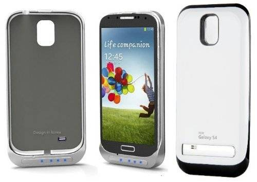 cover galaxy s4 batteria
