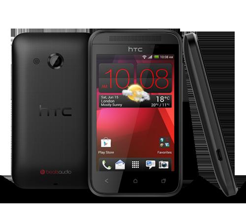 HTC Desire 200 ufficiale: ecco il nuovo entry-level da 3.5 pollici