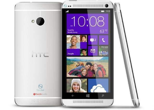 HTC al lavoro ad un HTC One con Windows Phone 8 GDR3 (Rumor)
