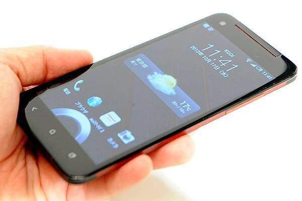 HTC Butterfly si aggiorna e arrivano Android 4.2 e Sense 5