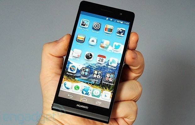 Il nuovo Huawei Ascend P6 in una serie di video hands-on