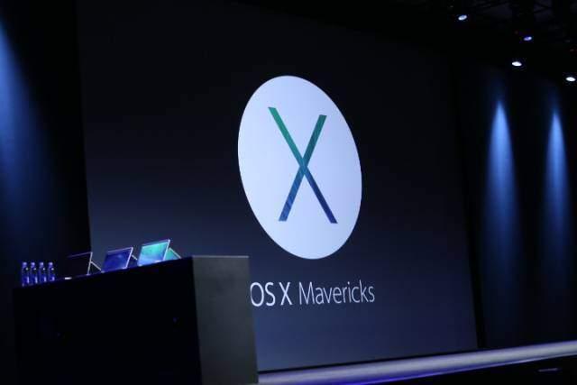 WWDC 2013: presentato OS X Maverick!