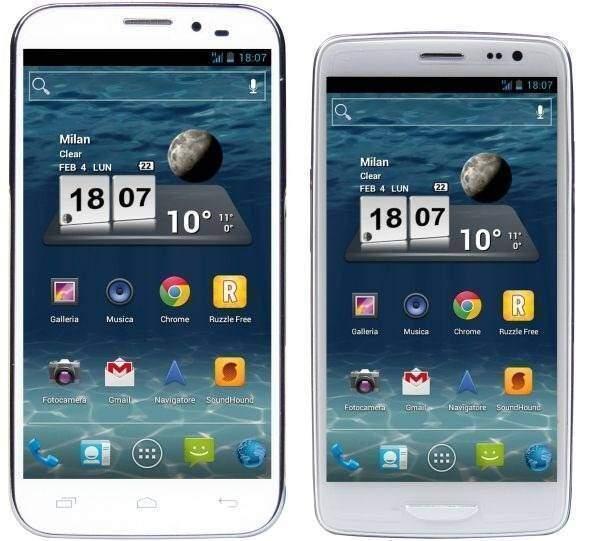 Mediacom PhonePadDuo, nuovi economici phablet Android