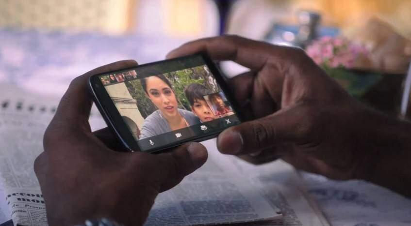 Google mostra un Nexus 5 in un video riguardante Google Plus?