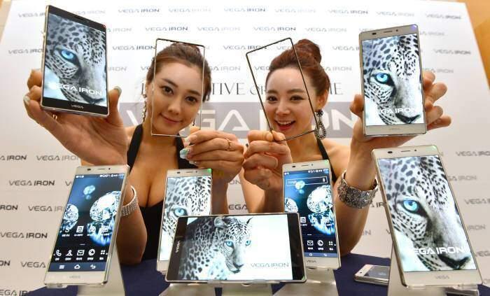 La risoluzione degli smartphone arriverà a 2560×1600 pixel nel 2014!