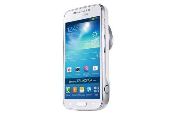 Samsung Galaxy S4 Zoom ufficiale: 16 Megapixel e zoom 10x