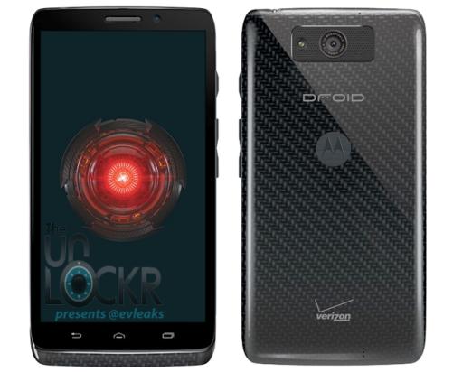 Motorola Droid Ultra: compare la prima immagine ufficiale!