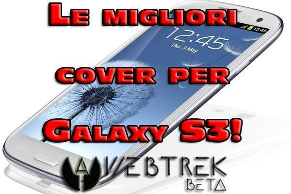 Galaxy S3 cover
