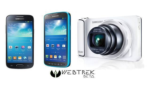 Galaxy S4 Mini, Galaxy S4 Active e Galaxy S4 Zoom in offerta su Amazon.it