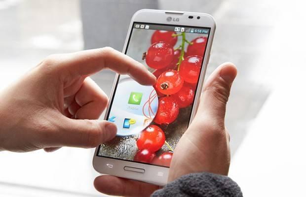LG Optimus G Pro sbarca ufficialmente in Italia (comunicato stampa)