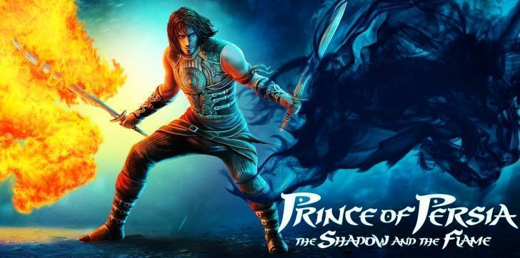 Prince of Persia Shadow&Flame