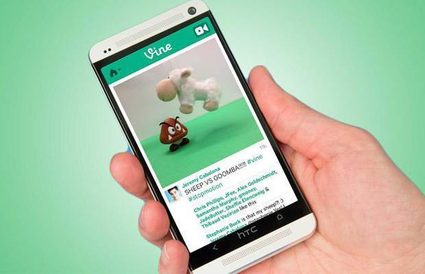 Vine-Android-app