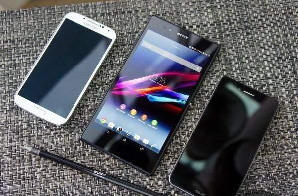 Sony Xperia Z Ultra: i migliori video hands-on