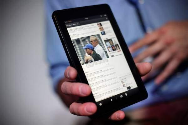 Amazon: nuovi Kindle Fire in arrivo con CPU Snapdragon 800 e molto altro
