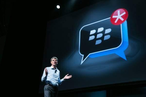 Blackberry Messenger arriverà su Android ed iOS a Settembre
