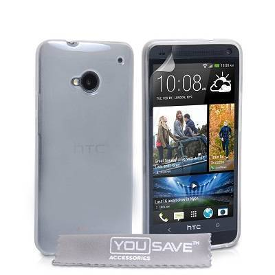 cover silicone htc one