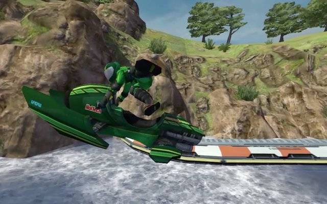 Riptide GP2 disponibile nel Google Play Store