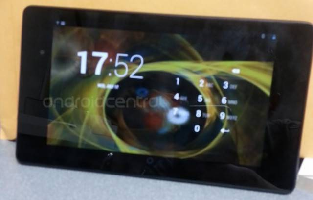 Nexus 7 2: prime foto e video del nuovo tablet Android con 4 GB di RAM