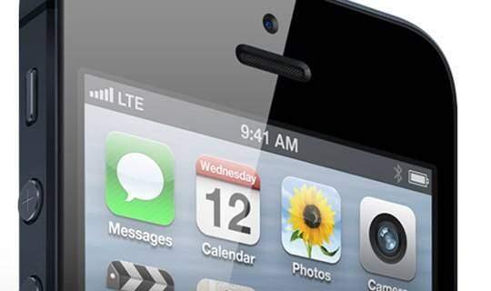 iPhone 5S con tecnologia LTE-A : 150 Mbps per Internet!