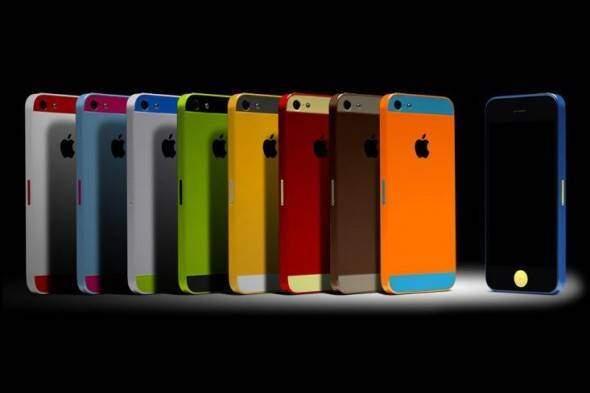 iPhone economico in tre colori [FOTO]