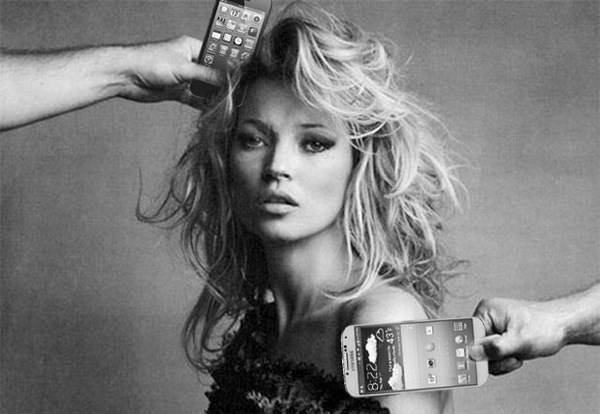 Kate Moss, partnership con Carphone Warehouse