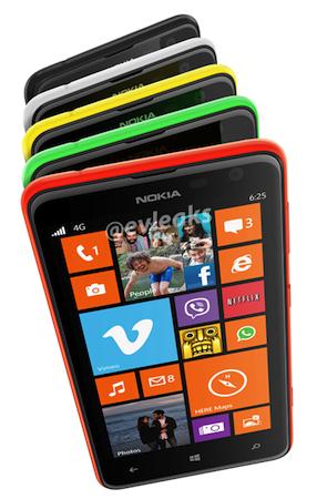 lumia625render