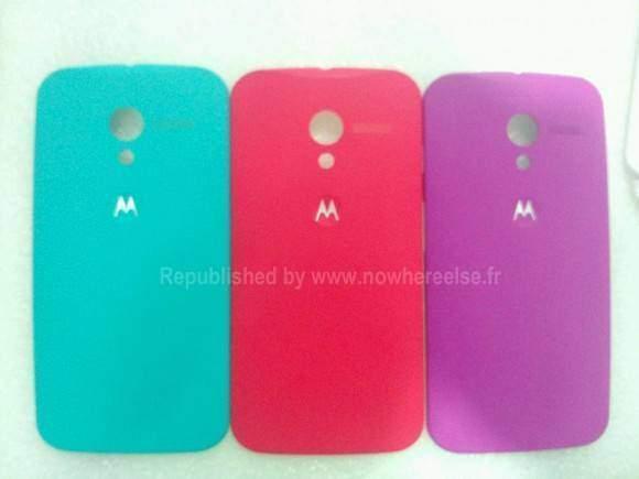 Moto X, scocche personalizzabili in sedici colori