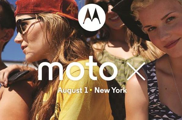 Ufficiale: il Motorola Moto X verrà presentato l'1 di Agosto!