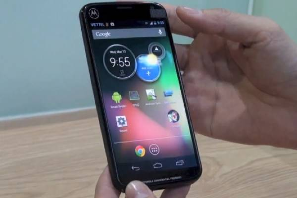 Moto X: foto e benchmark confermano le specifiche da mid-range phone