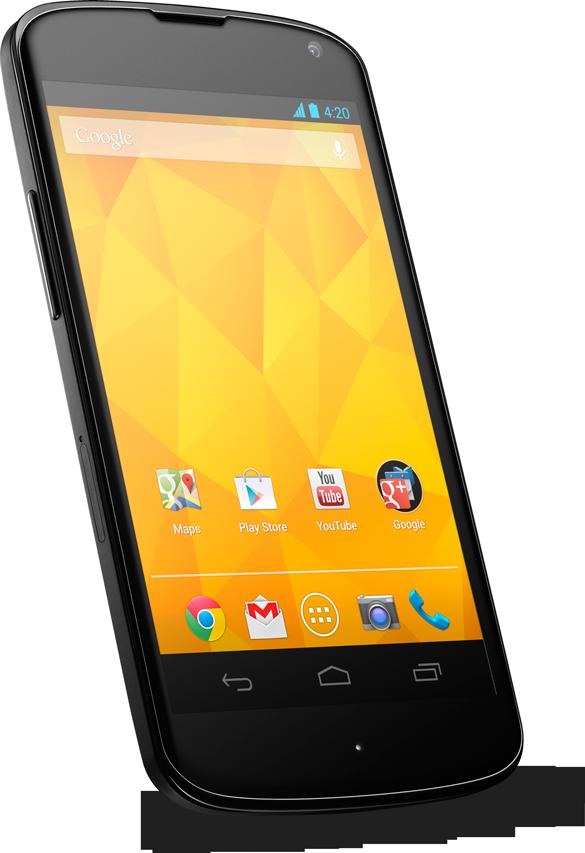Nexus 4 garanzia Italia a soli 365€ grazie ad Amazon italia!