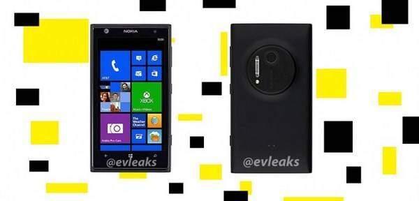 Nokia Lumia 1020, dettagli su prezzo e colorazioni