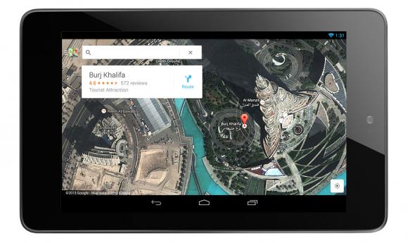 Nuovo Google Maps per Android: immagini e novità
